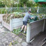 preiafval op composthoop
